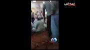 مشت و لگد در نماز جمعه ریاض