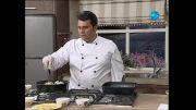 آشپزی-سس فیله سوخاری