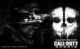 آهنگ مخصوص call of duty ghost فوق زیبا