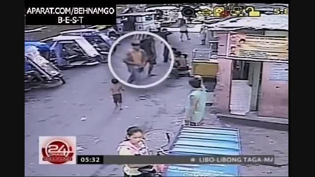قتل و خودکشی عجیب در خیابان...!