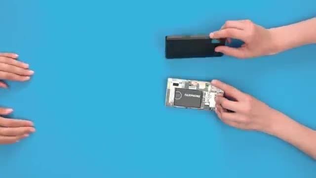گوشی هوشمند ماژولار Fairphone 2 معرفی شد - زومیت