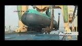 رونمایی ایران از زیردریایی غدیر