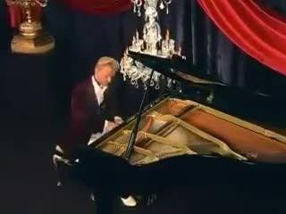 پیانو نوازی زیبا - beethoven , love story