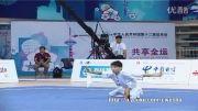 ووشو ، مسابقات داخلی چین فینال دائوشو ، جو لیمینگ از سیچوون