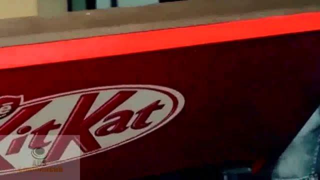 کمپین تبلیغاتی خلاقانه Kit Kat