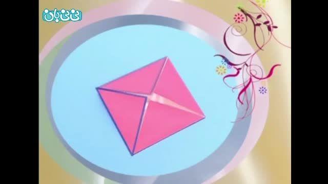 چگونه گل رز کاغذی درست کنیم؟