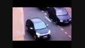 حمله افراد مسلح به مردم در پاریس