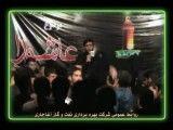 مراسم سینه زنی حاج مهدی سلحشور در شهرستان امیدیه در سال 87