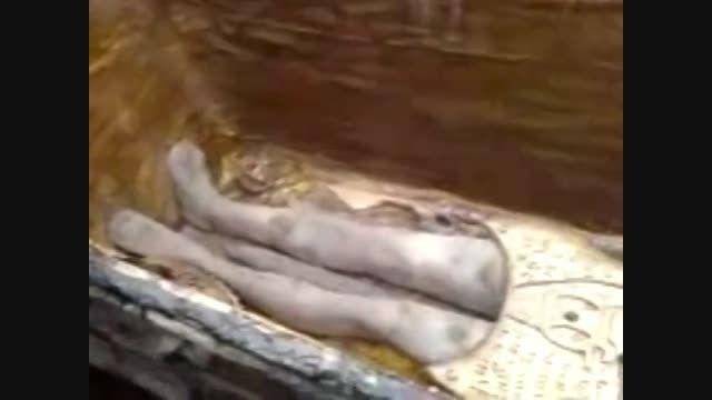 مومیایی مرد بزرگ ایرانی