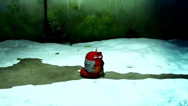 کارتون انیمیشنی لاروا - فصل اول قسمت 25