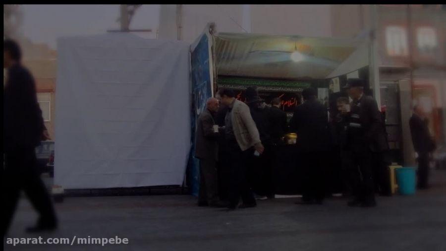 تایم لپس ایستگاه صلواتی-تبریز-شهرک پرواز-مسجد14معصوم