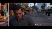 Grand Theft Auto V- PS3 to PS4 Comparison Video