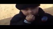 یک پسر بچه ی داعشی