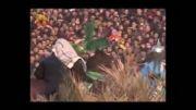 شهادت حضرت ابوالفضل در علقمه+وب محرم نوش آباد،کربلا+هیات ابوالفضل نوش آباد