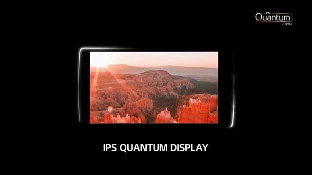 تیزر رسمی ابر گوشی هوشمند ال جی جی 4 ● صفحه نمایش
