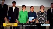 Fields Medal - Iranian elite | Maryam Mirzakhani