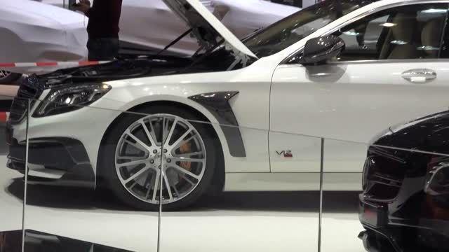 مدل های جدید Brabus در ژنو 2015
