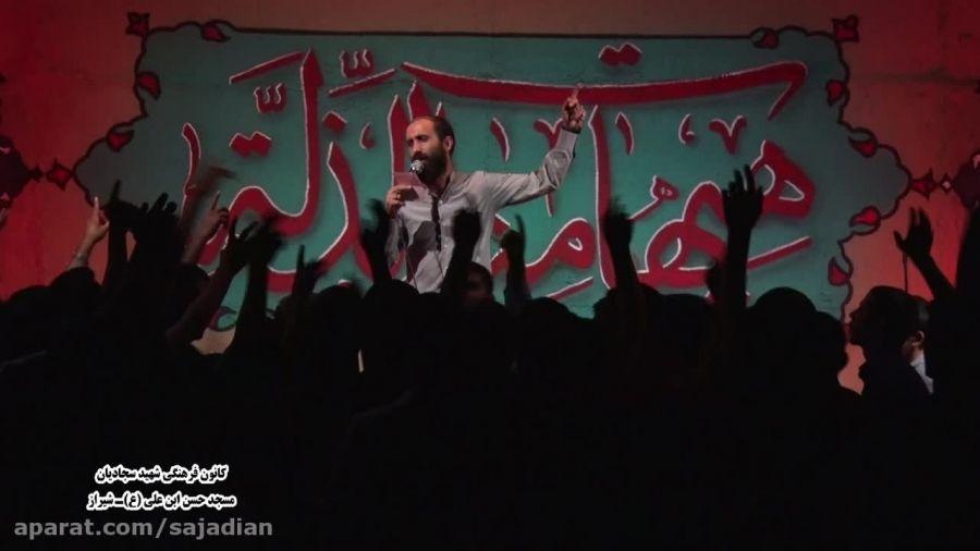 یادواره چهل شهید محله شیشه گری-عباس طهماسب پور شور 2