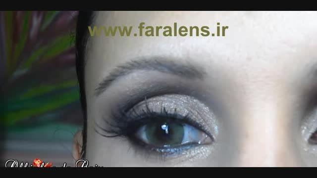 لنز رنگی سولوتیکا نچرال کالرز Solotica | Mel