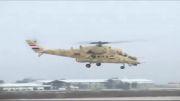سوریه-عراق تحویل هلی کوپترهای میل35 به ارتش عراق