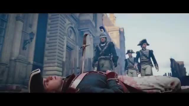 تریلر جدید بازی assassins creed unity