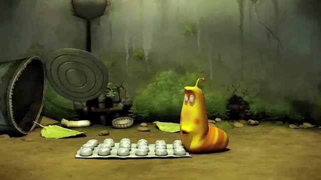 کارتون لارو ها فصل اول قسمت بیست و چهارم