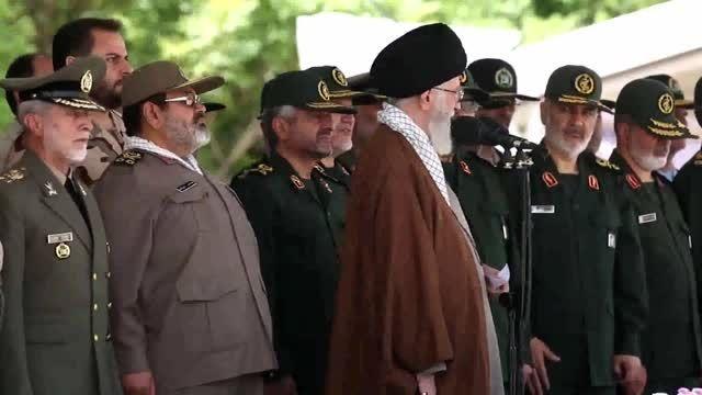 امام خامنه ای: واکنش جمهوری اسلامی ایران بسیارسخت خواهد