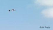 پرواز زیبای هواپیمای مدل سوپر چیپ مونک