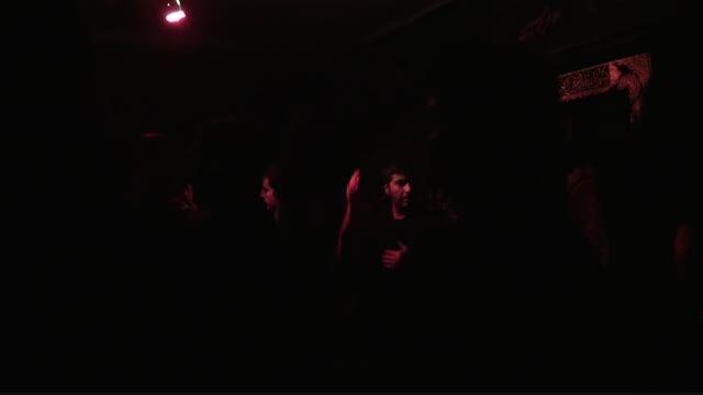 مراسم سینه زنی شب دوم محرم 93