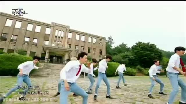 Exo...new version...love me right