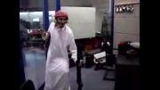 عرب های اسلحه ندیده(آخر خنده)..2..