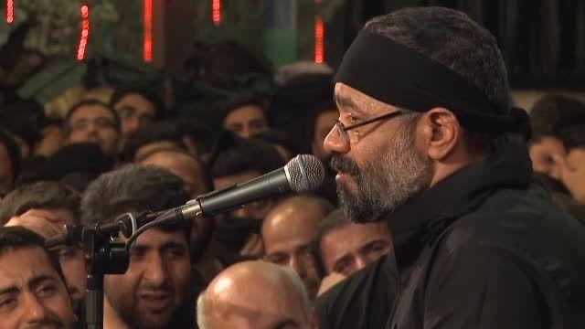 شب ششم-روضه حضرت قاسم علیه السلام-حاج محمود کریمی