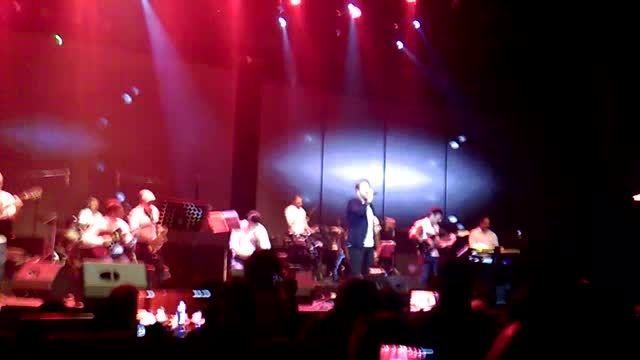 کنسرت 24 خرداد 1394 علی عبدالمالکی - انگاری مریضم