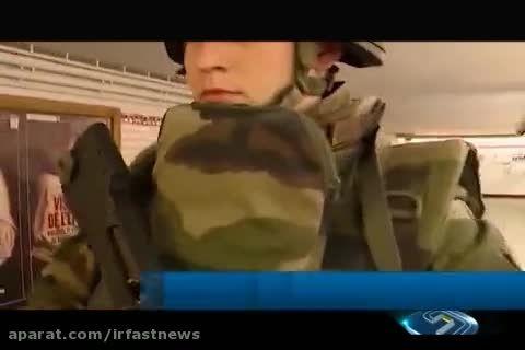 تهدید به بمب گذاری در ایستگاه قطار مسکو