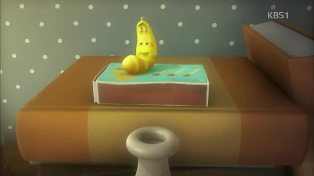 کارتون انیمیشنی لاروا - فصل دوم قسمت 20