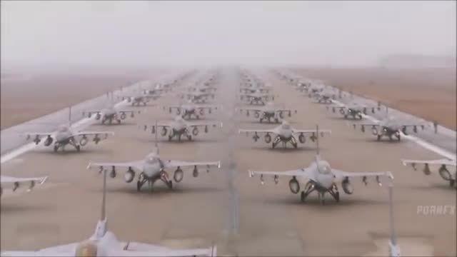 تمرینات نظامی ارتش آمریکا برای حمله به ایران (2015)