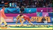 کشتی: شکست رحیمی مقابل نماینده کره جنوبی