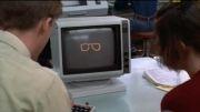هک کردن به سادگی آب خوردن در فیلم های دهه 80!