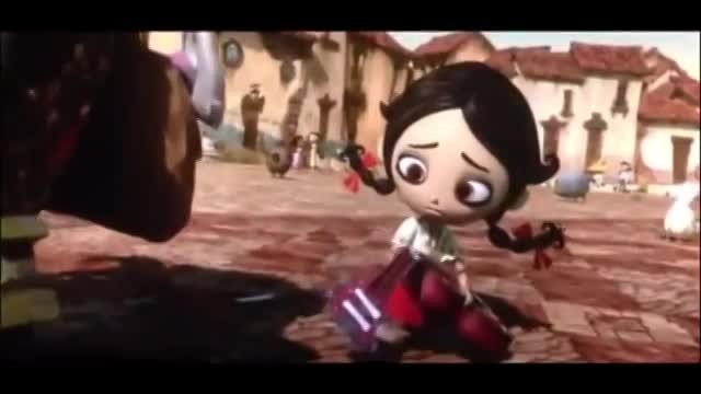 The Book Of Life ~ Love Will Find a Way Manolo + Maria