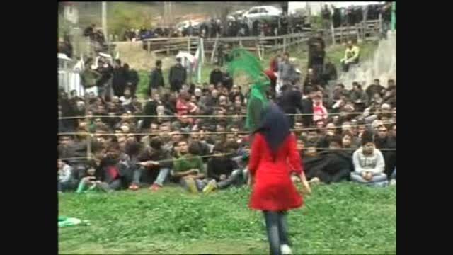 تعزیه عباس حاج محمدرضا ایرانپور
