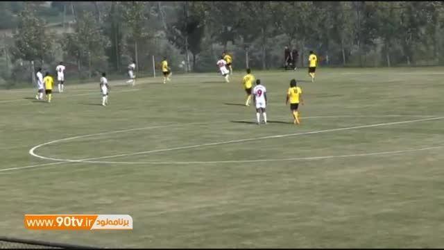 خلاصه بازی: سپاهان ۱-۲ ترینیداد و توباگو