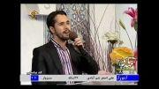 تلاوت اذان علی اصغر شم آبادی (22 ساله) در برنامه اسرا _ 19-1