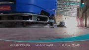کف شور صنعتی - زمین شوی با راننده - کفساب سرنشین دار
