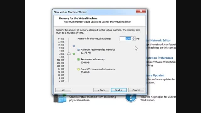 vSphere 5.1 Complete install and client