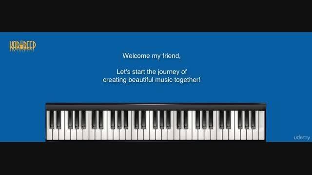 آموزش آهنگسازی با پیانو (جلسه اول: مقدمه)