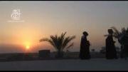 گفتگو با زائران اربعین در مرز مهران