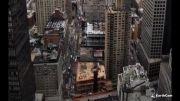 نحوه ساخت بلندترین هتل جهان را در کمتر از 1 دقیقه ببینیم