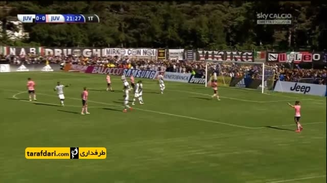 خلاصه بازی یوونتوس 1-0 یوونتوس پریماورا