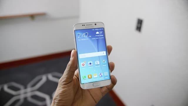 Samsung Galaxy S6 Edge نقد و بررسی