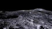 بارش شهابی روی سطح ماه